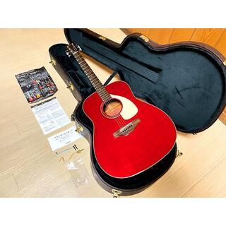 ヤマハ(ヤマハ)の★超レア★YAMAHA The FG Custom ワインレッド(アコースティックギター)