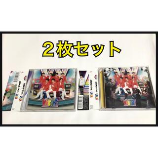 ジャニーズウエスト(ジャニーズWEST)のWESTV! ジャニーズwest アルバム CD DVD アルバム 初回盤(ポップス/ロック(邦楽))