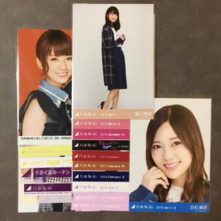 ノギザカフォーティーシックス(乃木坂46)の乃木坂46 生写真 18枚 まとめ売り①(アイドルグッズ)