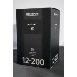 OLYMPUS - ★ 新品!OLYMPUS M.ZUIKO  ED 12-200mm F3.5