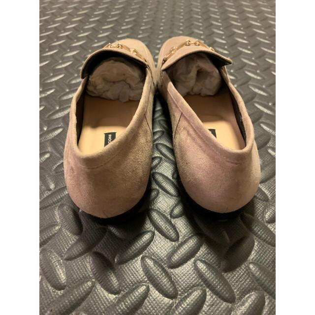 FABIO RUSCONI(ファビオルスコーニ)のFABIO RUSCONI ヌバックローファー 37 レディースの靴/シューズ(ローファー/革靴)の商品写真