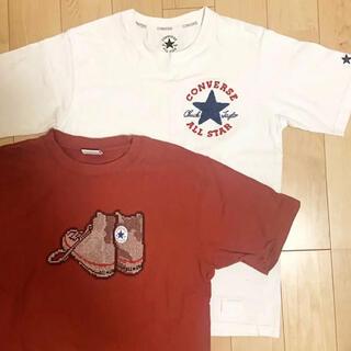 CONVERSE - converseTシャツ 2枚セット