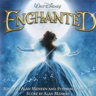 ディズニー(Disney)のENCHANTED 魔法にかけられて サウンドトラック(映画音楽)
