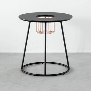 かなでもの「暮らし」×「グリーン」 サイドテーブル