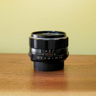 PENTAX - 【良美品】Pentax Super Takumar 55mm f1.8 単焦点