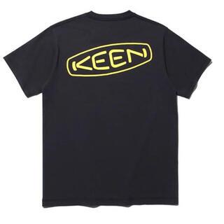KEEN - KEEN(キーン)C&B Logo Tee(C&Bロゴティー)Mサイズ Tシャツ