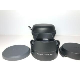 ソニー(SONY)のSONY VCL-ECU2 ウルトラワイドコンバーター(デジタル一眼)