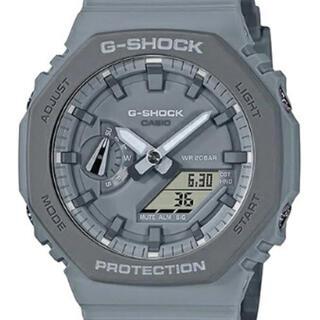G-SHOCK - 新品 G-SHOCK GA-2110ET-8A グレー