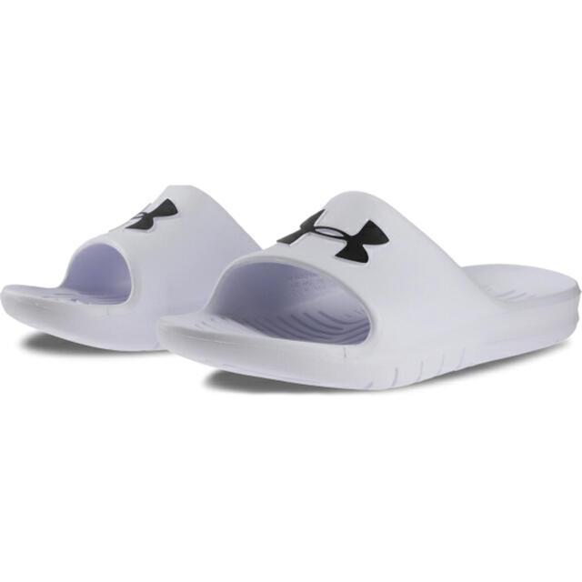 UNDER ARMOUR(アンダーアーマー)のアンダーアーマー サンダル 26.0cm ホワイト UA CORE PTH メンズの靴/シューズ(サンダル)の商品写真