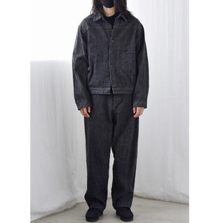 COMOLI - 最終価格 comoli 21ss デニムジャケット サイズ3