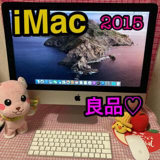 Apple - iMac 2015 良品♡ MK142J/A
