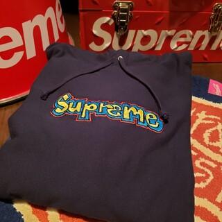 Supreme - supreme Gonz Logo Hooded Sweatshirt