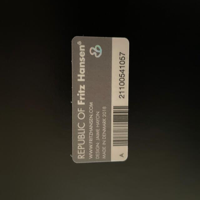 ACTUS(アクタス)のフリッツハンセン JH63 アナログテーブル ウォールナット インテリア/住まい/日用品の机/テーブル(ダイニングテーブル)の商品写真
