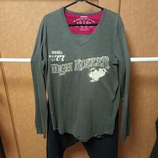 ディーゼル(DIESEL)のDIESEL 777ロンT(Tシャツ/カットソー(七分/長袖))