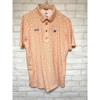 CLUNK クランク ゴルフウェア 半袖ポロシャツ シャツ メンズ 半袖シャツ(ウエア)