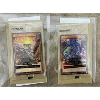 KONAMI - 遊戯王 ラッシュ アイス セブンスロード マジシャン 連撃竜ドラギアス プロモ