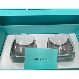 ティファニー(Tiffany & Co.)のティファニー カデンツ ペアグラス(グラス/カップ)