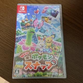 ポケモン(ポケモン)の「New ポケモン スナップ」/ポケモン/Nintendo Switch(家庭用ゲームソフト)