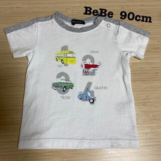 BeBe  半袖 Tシャツ 90cm