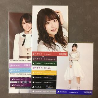 ノギザカフォーティーシックス(乃木坂46)の乃木坂46 生写真 17枚 まとめ売り②(アイドルグッズ)