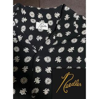 Needles - 希少 美品 Needles rayon classic shirt 伝統和柄