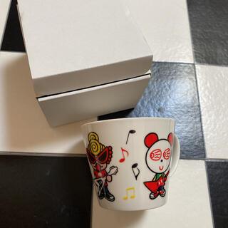ヒステリックミニ(HYSTERIC MINI)のヒステリックミニ マグカップ スープカップ(グラス/カップ)