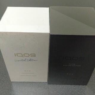 IQOS - 新品・未開封・未登録 iQOS3 duo プリズム ムーンシルバー 2個セット