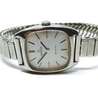 オメガ(OMEGA)の【正規稼働品】オメガ OMEGA デビル レディース SS 手巻き (腕時計)