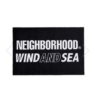 ネイバーフッド(NEIGHBORHOOD)の21ss WIND AND SEA NEIGHBORHOOD ラグマット(ラグ)