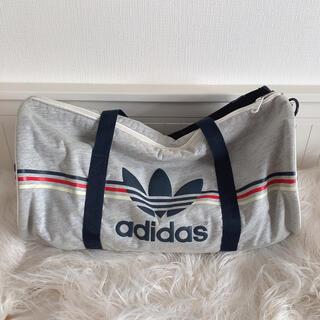 アディダス(adidas)の【adidas originals】大容量 グレースウェット ボストンバッグ(ボストンバッグ)