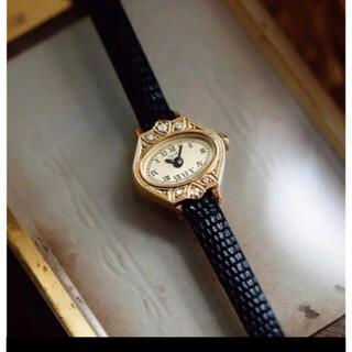 アガット(agete)のアガットk10完売腕時計(腕時計)
