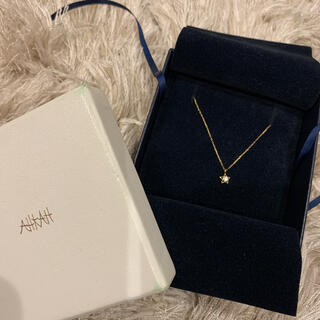 AHKAH - AHKAH ダイヤ ネックレス