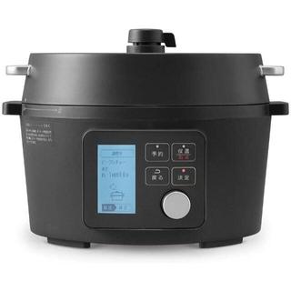 アイリスオーヤマ 電気圧力鍋 4.0L 自動メニュー90種類 2WAYタイプ(調理機器)