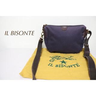 IL BISONTE - IL BISONTE イルビゾンテ ショルダーバッグ 保存袋付