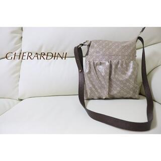 GHERARDINI - 美品 GHERARDINI ゲラルディーニ ショルダーバッグ