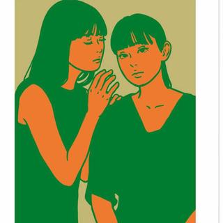 Untitled:K kyne キネ版画(版画)