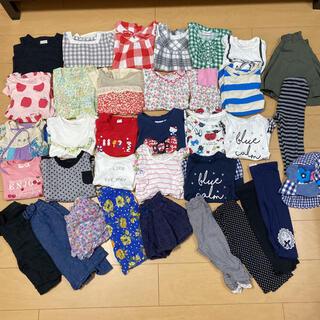 ラグマート(RAG MART)の子供服 女の子 90 夏物 まとめ売り(Tシャツ/カットソー)