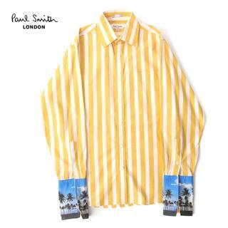 Paul Smith - Paul Smith ポールスミス ロンドンストライプ カジュアルドレスシャツ