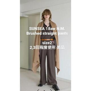 サンシー(SUNSEA)のSUNSEA ナイスマテリアルパンツ(スラックス)