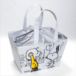 SNOOPY - ≪付録≫スヌーピー レジかごサイズのビッグバッグ