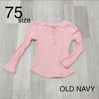 オールドネイビー(Old Navy)の430 ベビー服 / OLD NAVY / トップス75(Tシャツ)