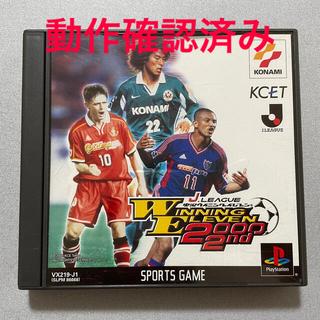 KONAMI - Jリーグ実況 WINNING ELEVEN 2000 2nd