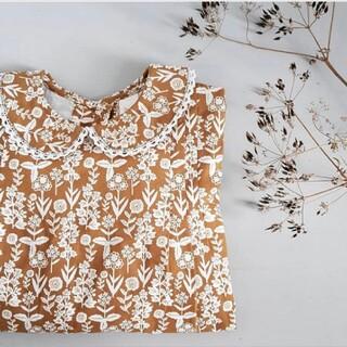 キャラメルベビー&チャイルド(Caramel baby&child )のthe little cotton clothes 18-24m(ブラウス)