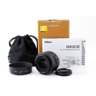 Nikon - ニコン Nikon AF-S NIKKOR 35mm F1.8G
