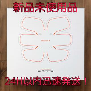 シックスパッド(SIXPAD)の【新品!】 SIXPAD Abs Fit2(エクササイズ用品)