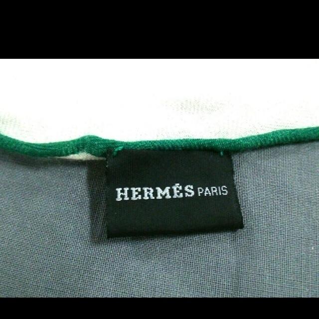 Hermes(エルメス)の超人気HERMES(エルメス) ストール(ショール)美品 レディースのファッション小物(マフラー/ショール)の商品写真