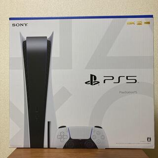 SONY - SONY ソニー PS5 プレイステーション5 本体 ディスクドライブ搭載版