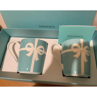 ティファニー(Tiffany & Co.)のティファニー ブルーボックスマグセット(グラス/カップ)