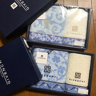 GIVENCHY - 新品❗️ GIVENCHY タオルセット
