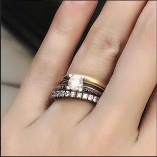 ハリーウィンストン(HARRY WINSTON)の婚約指輪(リング(指輪))